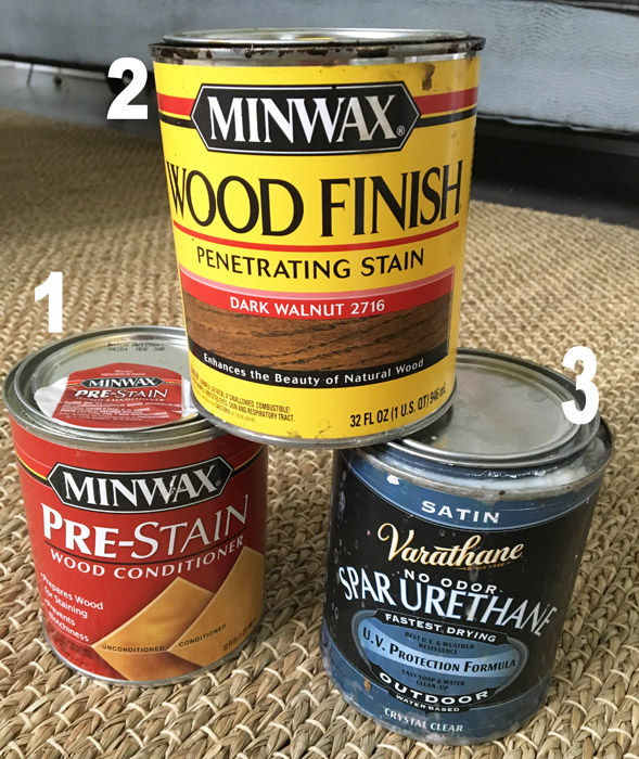 Stairs Makeover Supplies Needed