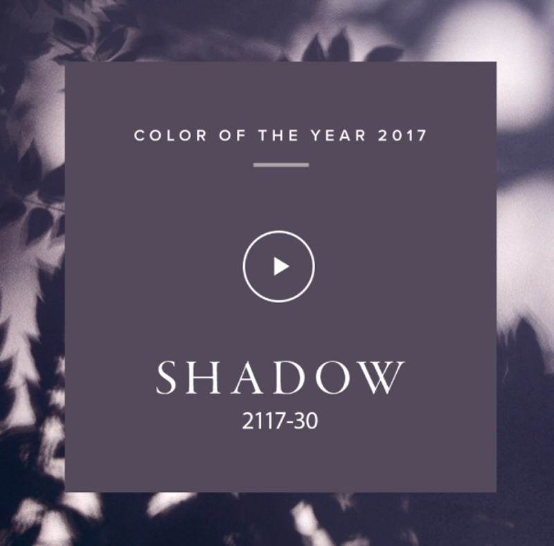 Benjamin Moore 2017 Color of the Year