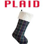 MAD for PLAID: Christmas Decorating