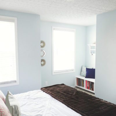 A Beautiful Bedroom Makeover for Zoe