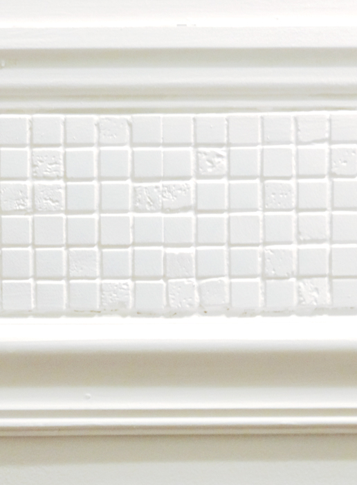 How To Paint A Tile Backsplash, Can You Paint Over Glass Tile