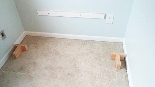 DIY Floating Shelf 4