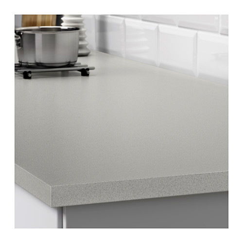 Gray Ikea Countertop