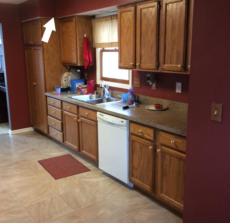 Kelli's Kitchen Before 3