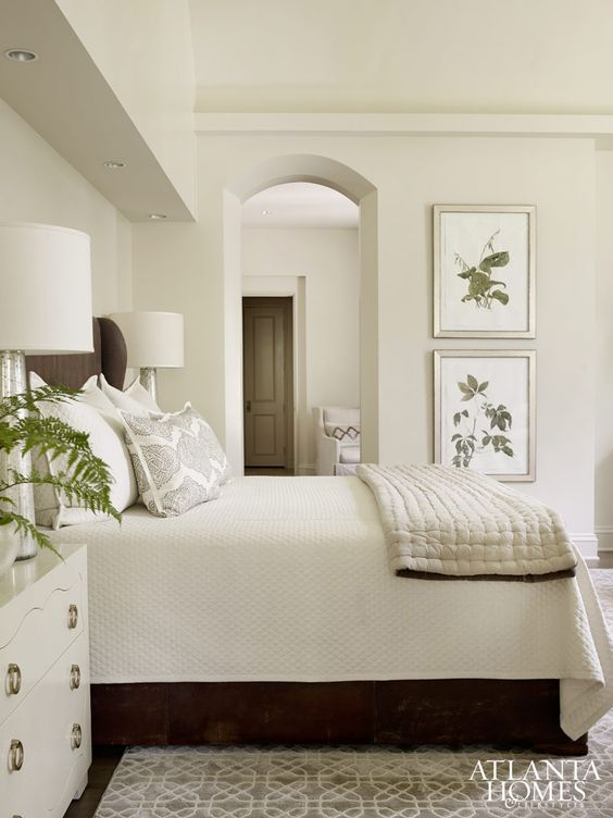 Master Bedroom Atlanta Homes