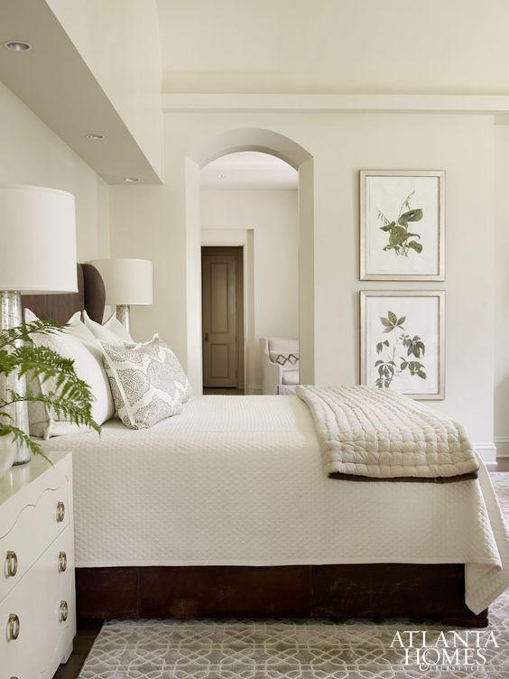 Master Bedroom Atlanta Homes