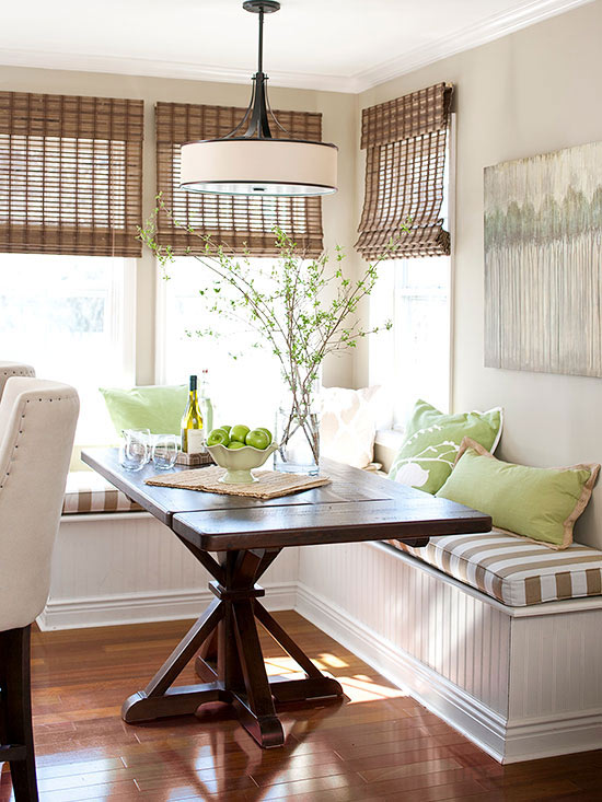 breakfast nook bhg