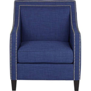 Rotterdom Studded Arm Chair