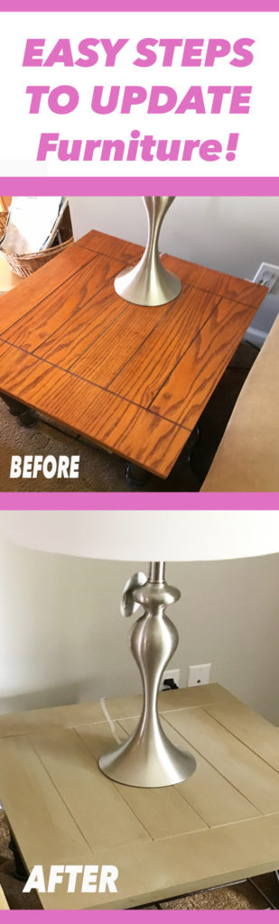 Easy Steps to Update Furniture