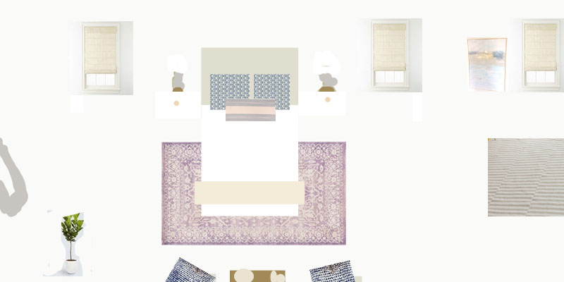 ORC Master Bedroom Moodboard