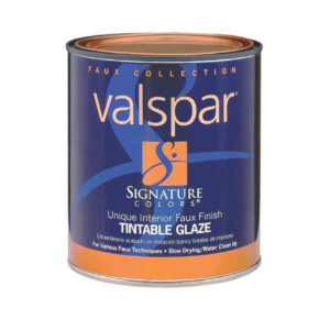 Valspar Signature Colors Tintable Paint