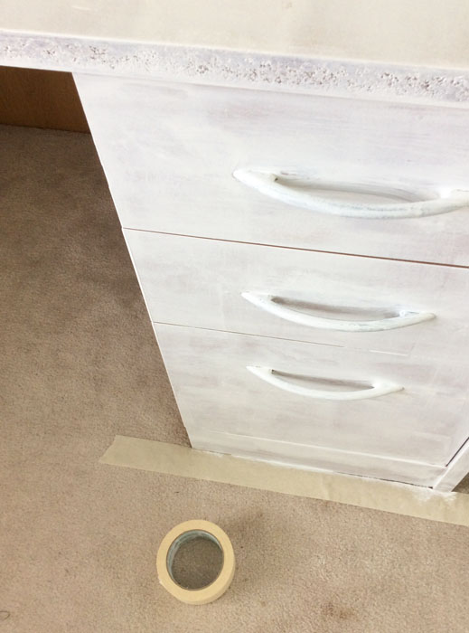 Week 2 How to Paint Laminate