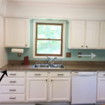 Kitchen Makeover on a Budget Update