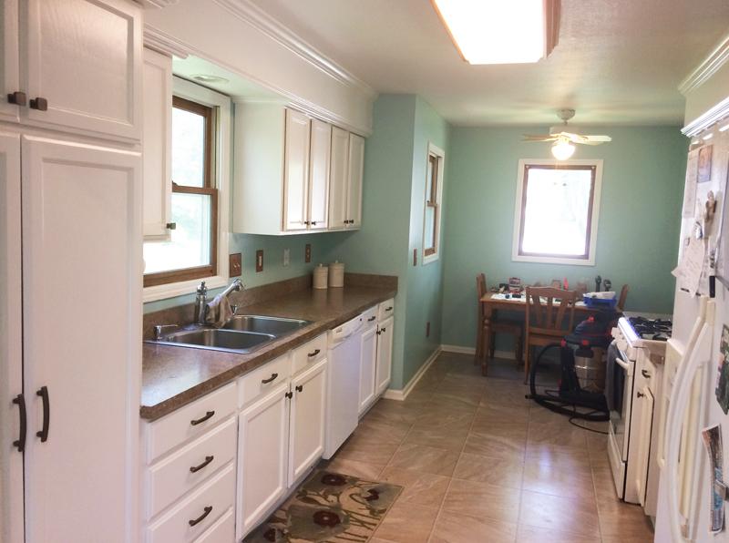 Kitchen Reno Progress 2
