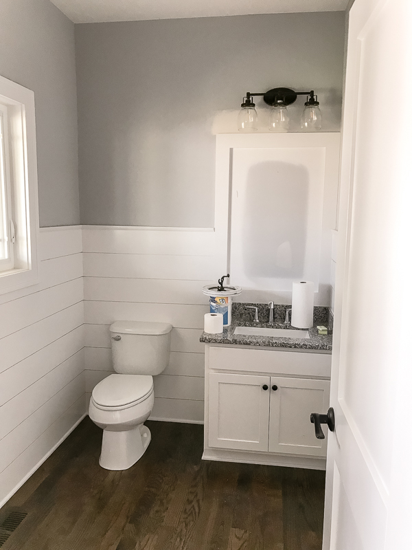 Powder Bath Shiplap