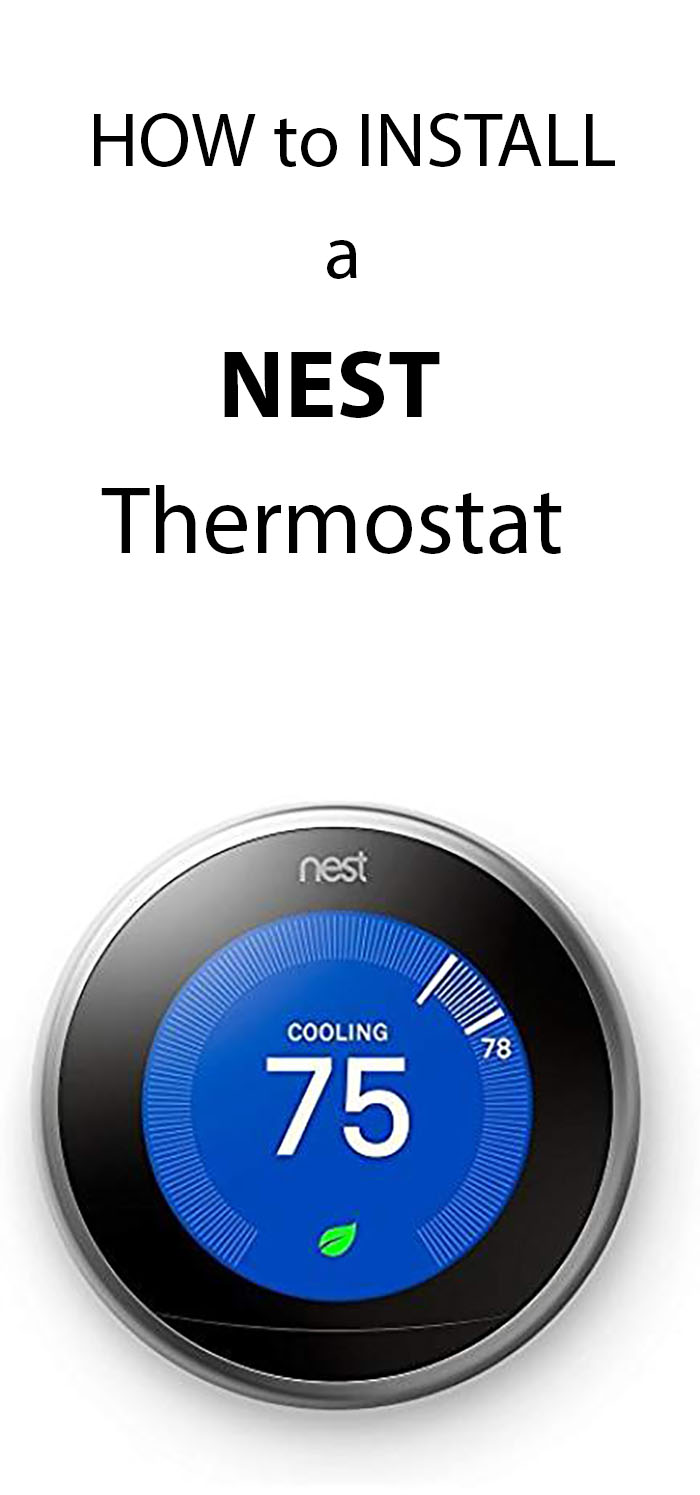 How To Install A Nest Thermostat Provident Home Design Wiring Ring Save