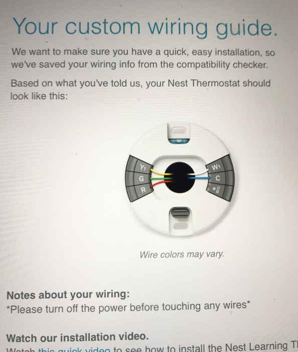 How to Install a Nest Thermostat - Provident Home Design Nest Wiring Diagram on nesting diagram, nest thermostat, nest control diagram, nest installation,