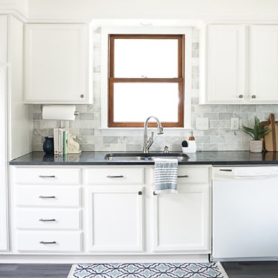 Kelli's Kitchen Makeover Reveal!