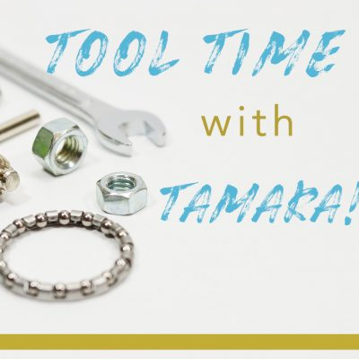 Tool Time with Tamara- How to Use a Miter Saw