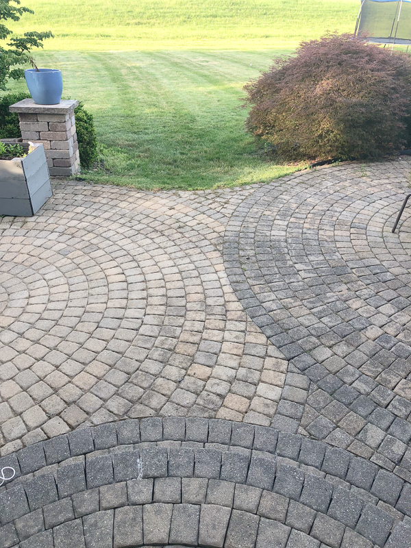 How to Remove Mildew and Mold from Paver Patio and Concrete